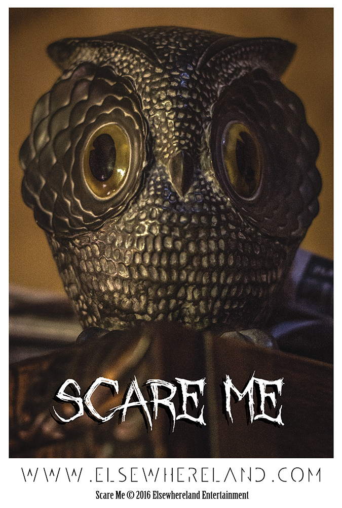Scare Me - Poster - website poster